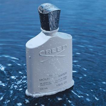 Creed/信仰 Silver Mountain Water 银色山泉香水 拿破仑50/100ml